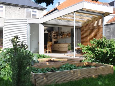 Image   Garden Kitchen
